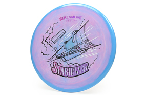 Streamline Discs Neutron Stabilizer