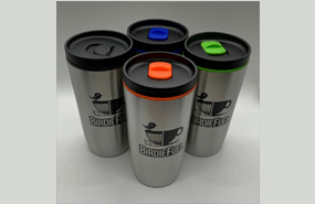 Birdie Fuel Coffee -  Stainless Travel Mug