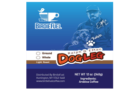 Birdie Fuel Coffee -  Dog Leg - Light roast blend