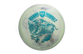 Discmania Swirly S-Line CD2 ( Roaming Thunder)