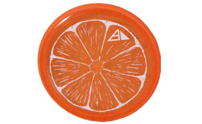 Icon Mini Disc - Citrus