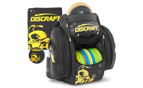 Discraft GripEQ BX Buzzz Disc Golf Bag