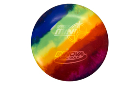Dyed Star Mini Driver Mini Disc