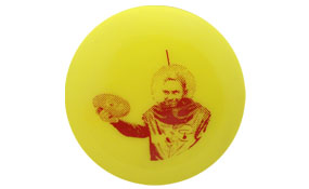 Wham-O Mini Frisbee® - Fred Morrison