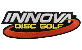 Innova Disc Golf Patch Patch