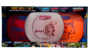 DX Disc Golf Set