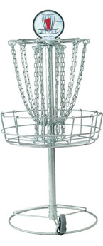 Mach III Permanent Disc Golf Basket