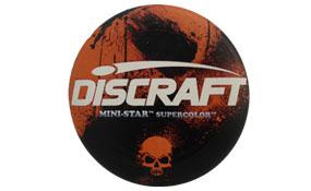 Discraft SuperColor Mini-Star