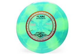 Streamline Discs Neutron Cosmic Flare