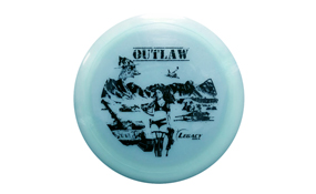 Legacy Discs Pinnacle Outlaw ~ 2nd Run