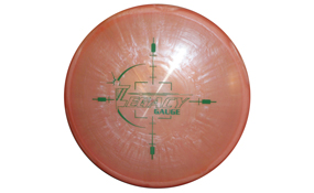Legacy Discs Pinnacle Gauge