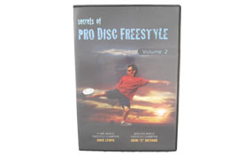 Secrets of Pro Disc Freestyle