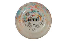 Recycled Reflyer 110g Disc