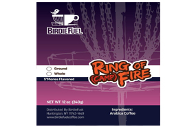 Birdie Fuel Coffee - Ring of (Camp)Fire - S'Mores Flavored Coffee