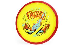 Axiom Discs Plasma Fireball ( Special Edition)