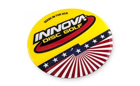Innova Flag Tacker Sign