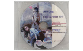 Toss & Fetch 101 DVD