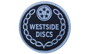 Westside Discs Patch